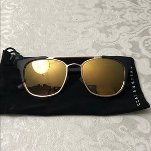 Quay Australia Sunglasses High and Dry Mirrored